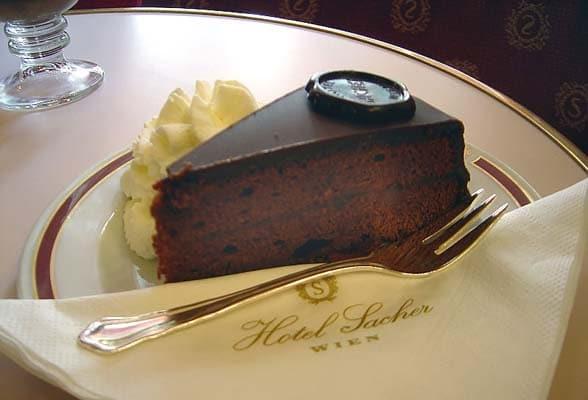 Oostenrijks gebak en Weense koffiehuizen