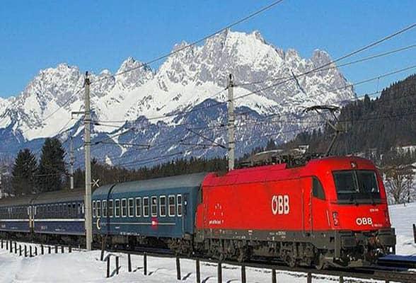 ski-trein