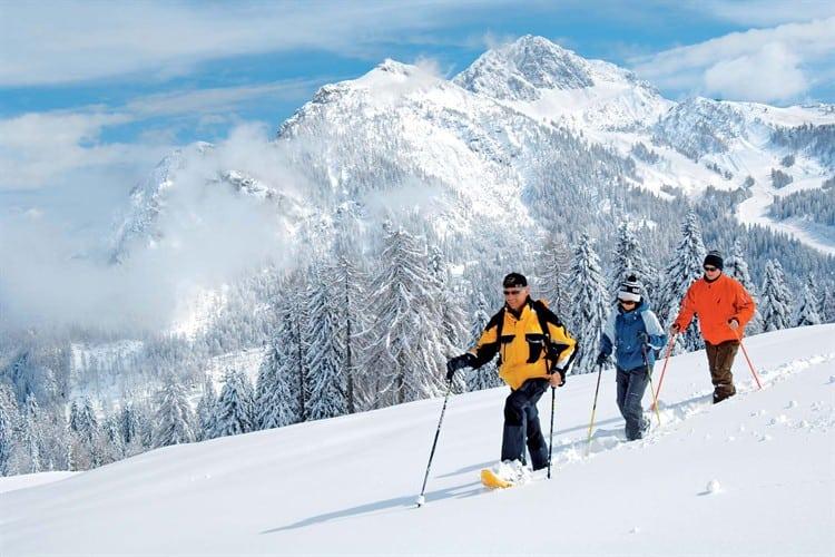 Extra lang skien in Karinthië