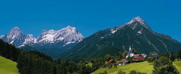 Klimaat Oostenrijk