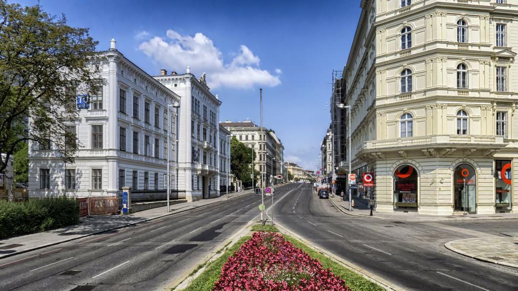 Wenen een bijzondere stad