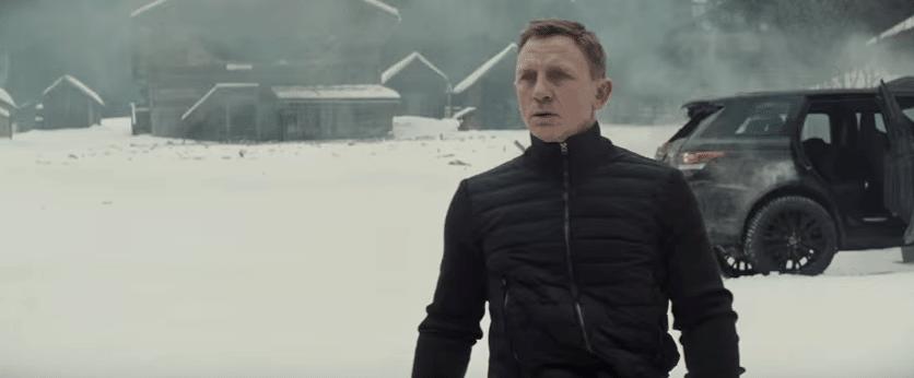 James Bond met een Oostenrijks jasje