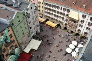 Bezienswaardigheden Innsbruck - Gouden dak