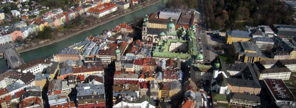 Innsbruck bezienswaardigheden in Tirol