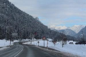 Met de auto naar Tirol