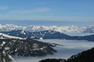 Wintersport en skien in Salzburger land