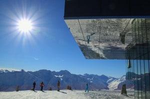 Skigebied solden oostenrijk