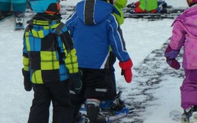 Wintersport vakantie met kinderen in Oostenrijk