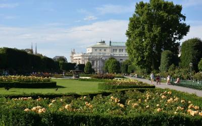 Lente in Oostenrijk