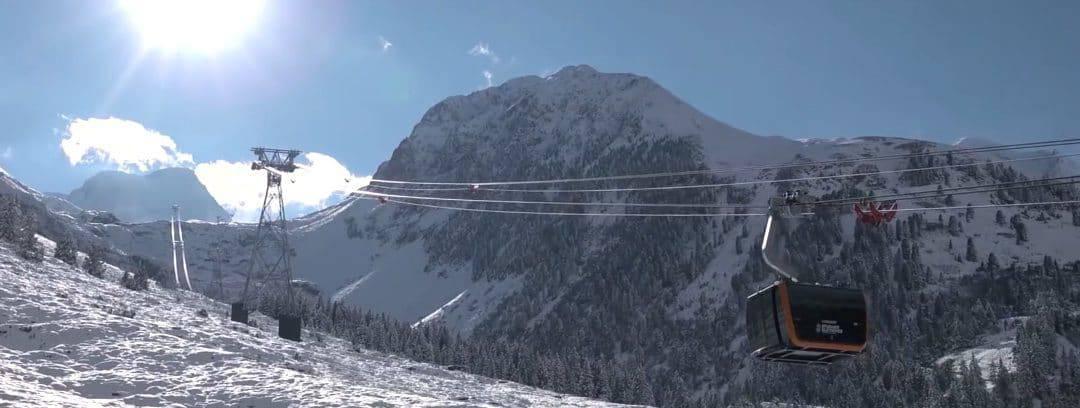 Nieuwe gondelbaan voor Stubai Gletscher