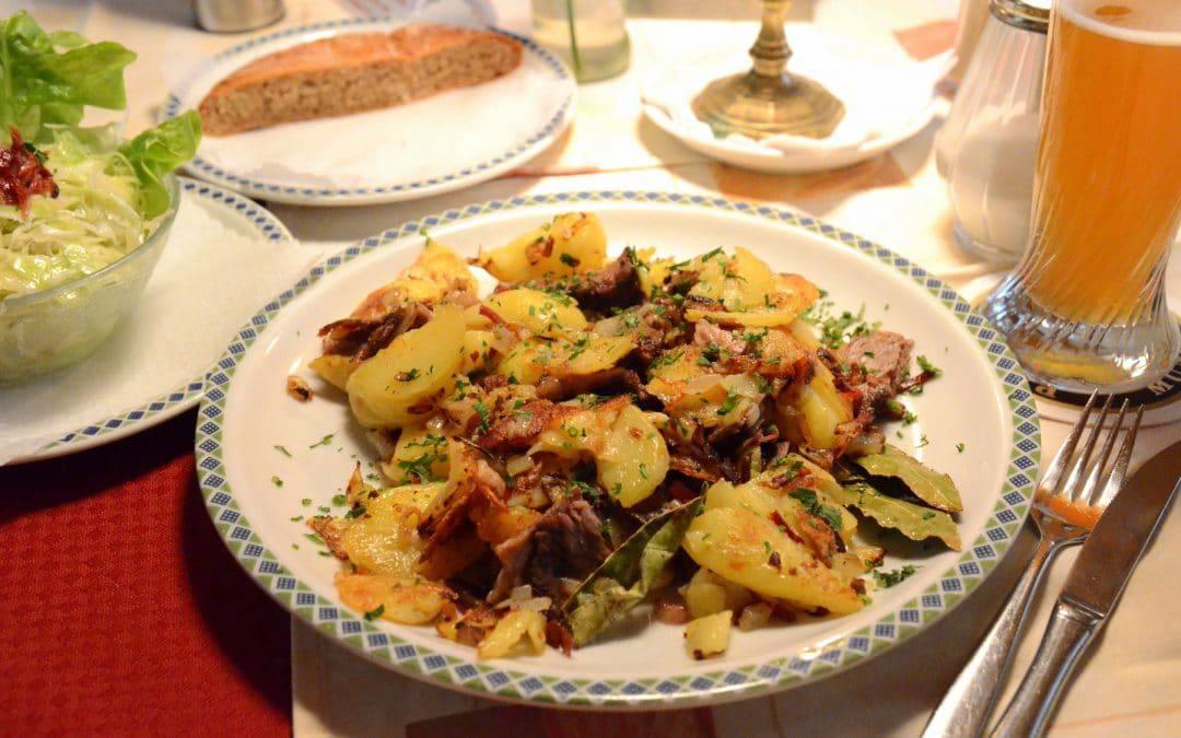 Recept: Tiroler Gröstl