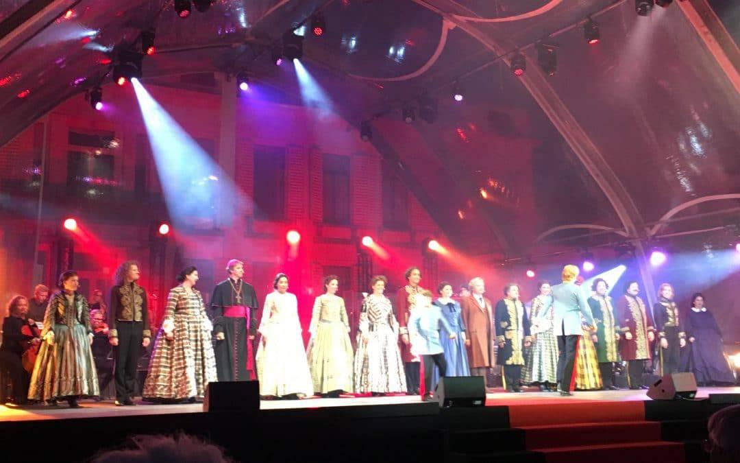 Elisabeth in Concert over het leven van Keizerin Sisi