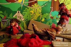 Zoom Kinder museum Wenen