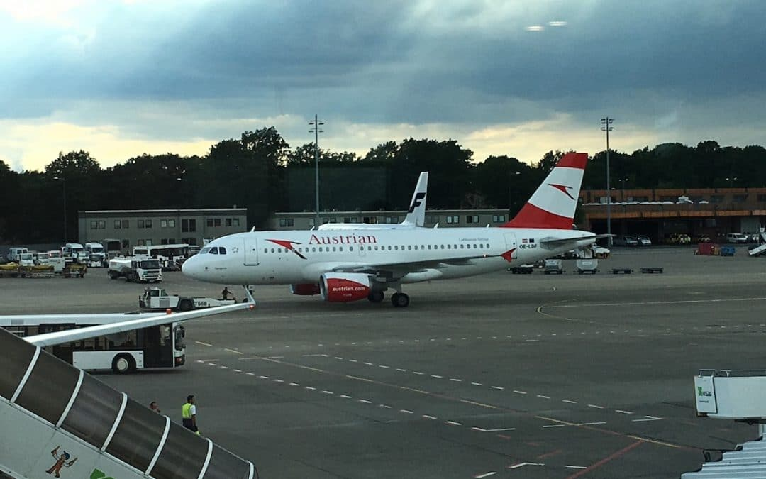 Austrian Airlines vliegt vaker tussen Amsterdam en Wenen