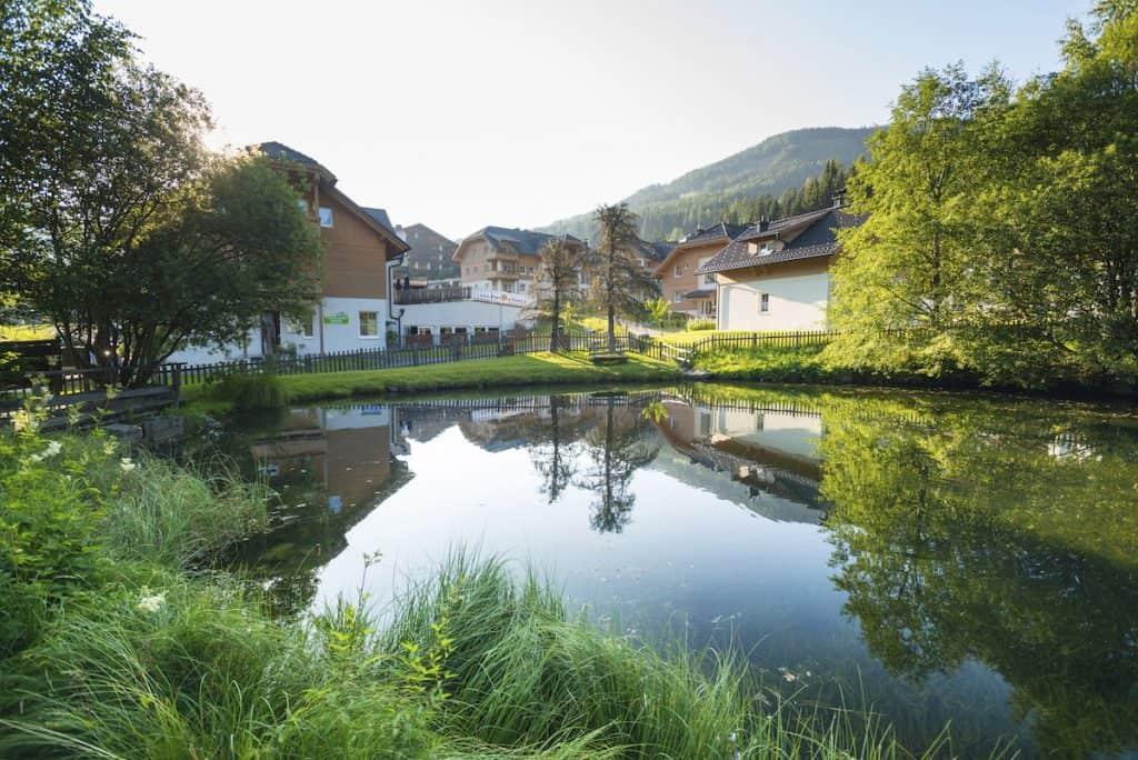 Vakantieparken in Oostenrijk