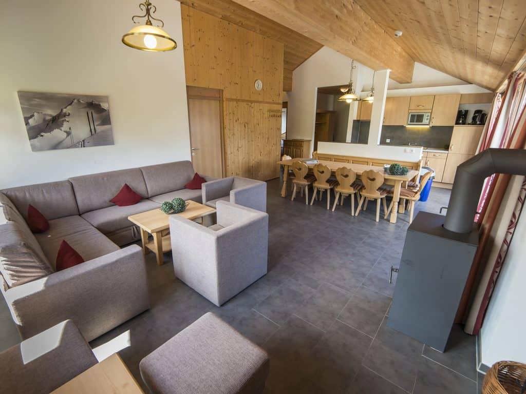 10 persoons appartement Landal Brandnertal