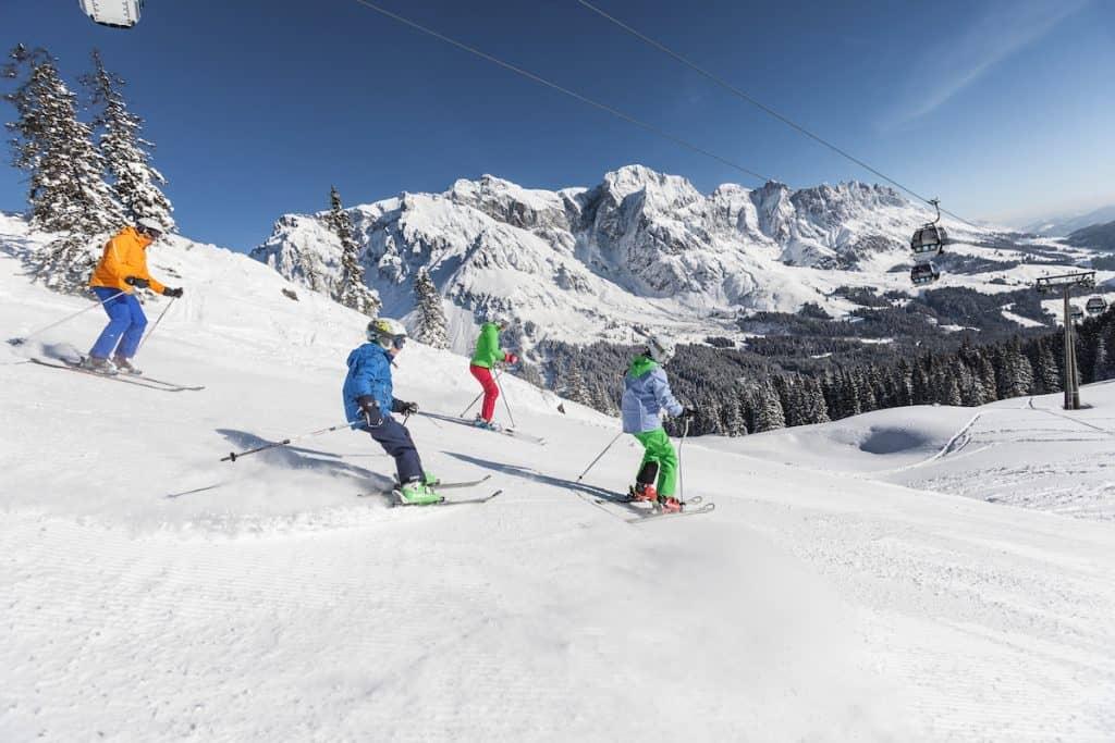 Vakantieparken in Tirol