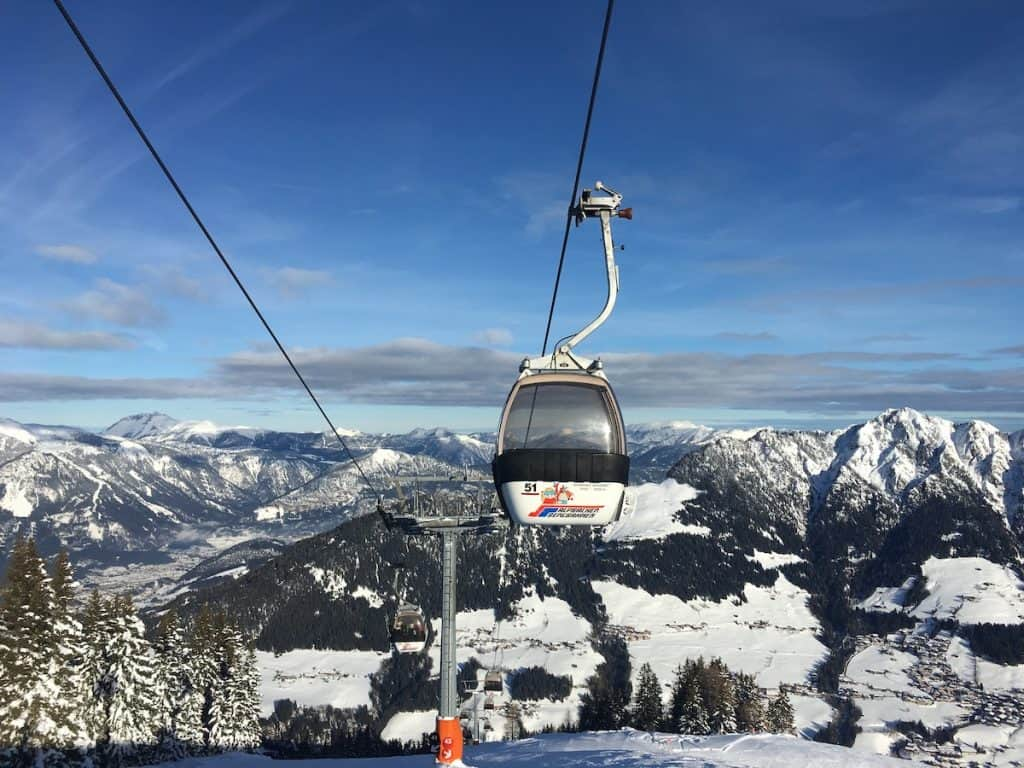 Skigebied skijuwel