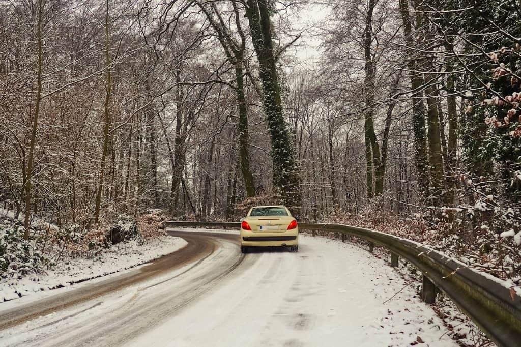 Winterbanden in Oostenrijk
