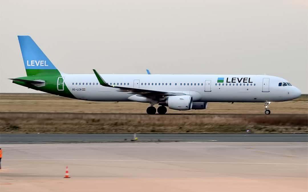 Level nieuwe airline vliegt Amsterdam – Wenen