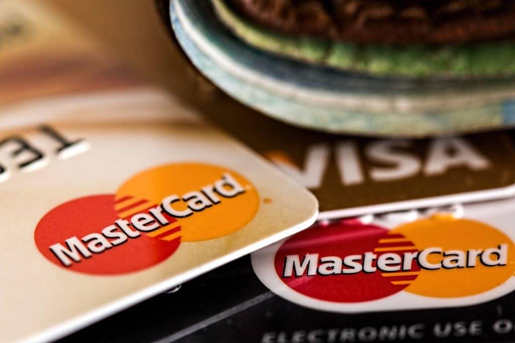 Creditcard in Oostenrijk