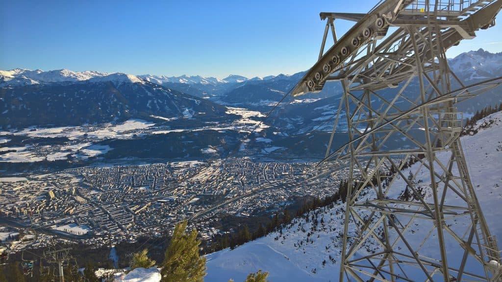 Innsbruck Nordkette Tirol