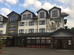 Hotels onderweg naar Oostenrijk