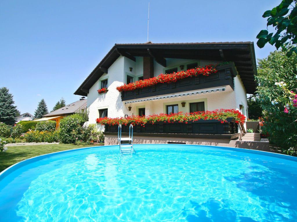 Vakantiewoning met zwembad huren in Oostenrijk