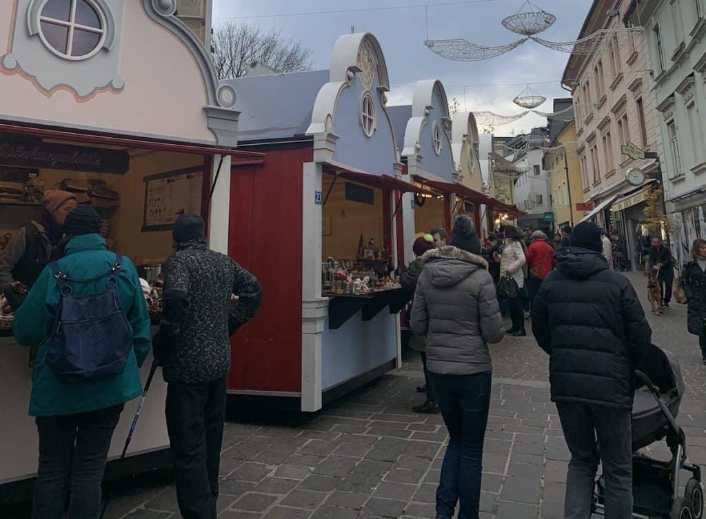 Kerstmarkten villach
