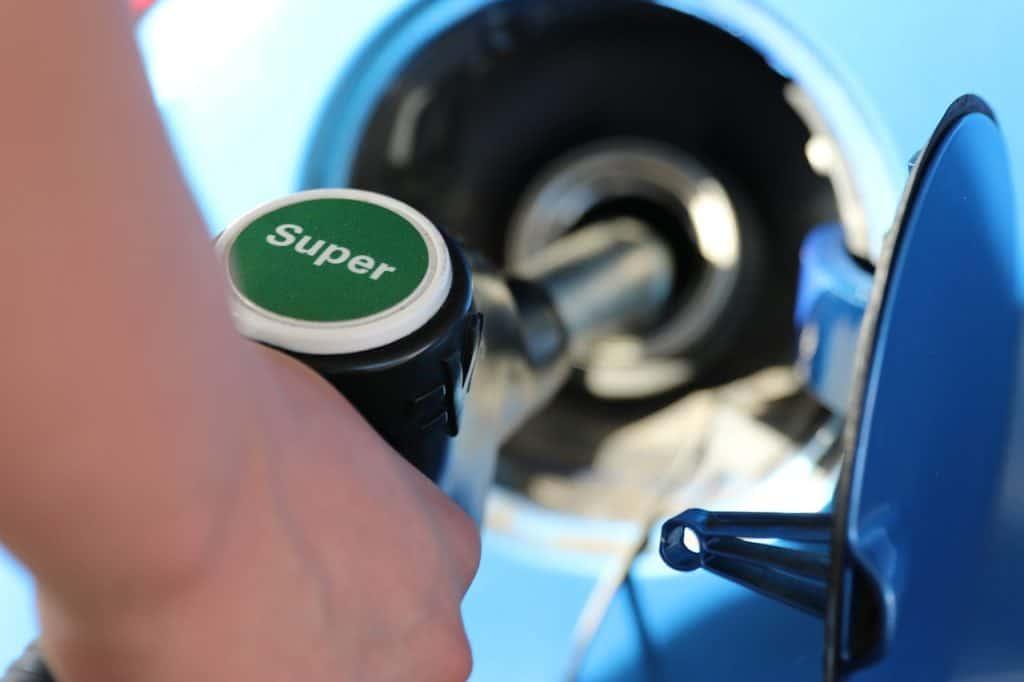 Benzine prijzen in Oostenrijk